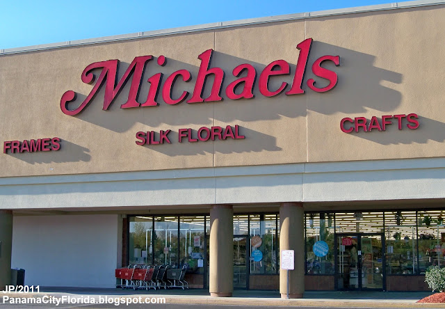 Panama city florida bay beach hotel spring break for Arts crafts michaels stores