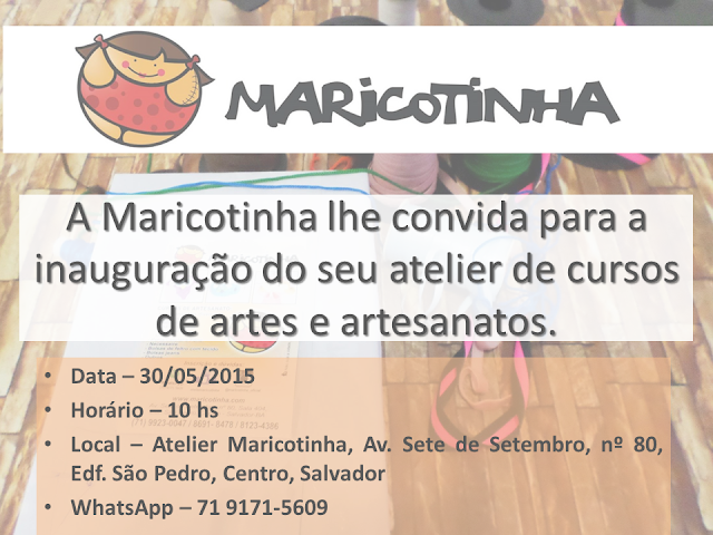 Atelier Maricotinha