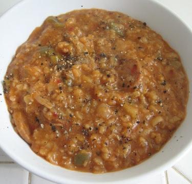 homemade jambalaya recipe