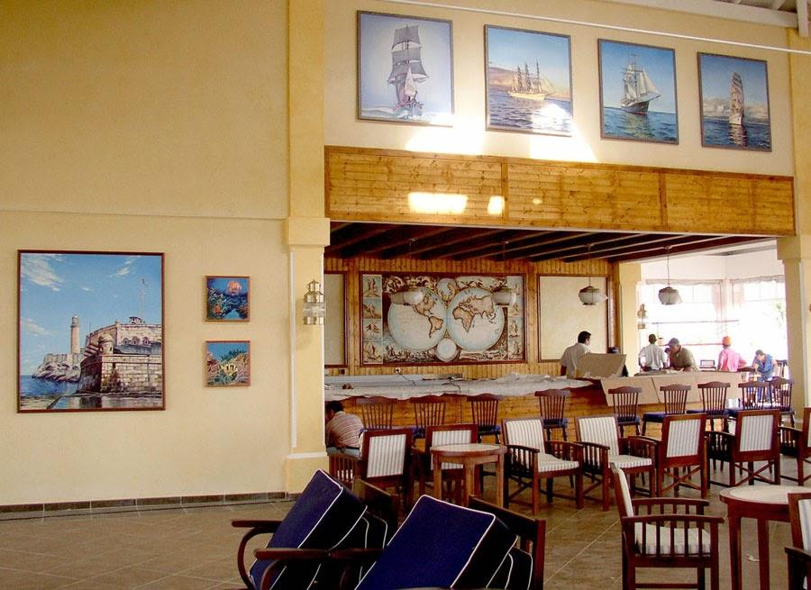Ambientaci n y decoraci n de hoteles azul pincel - Decoracion de hoteles ...