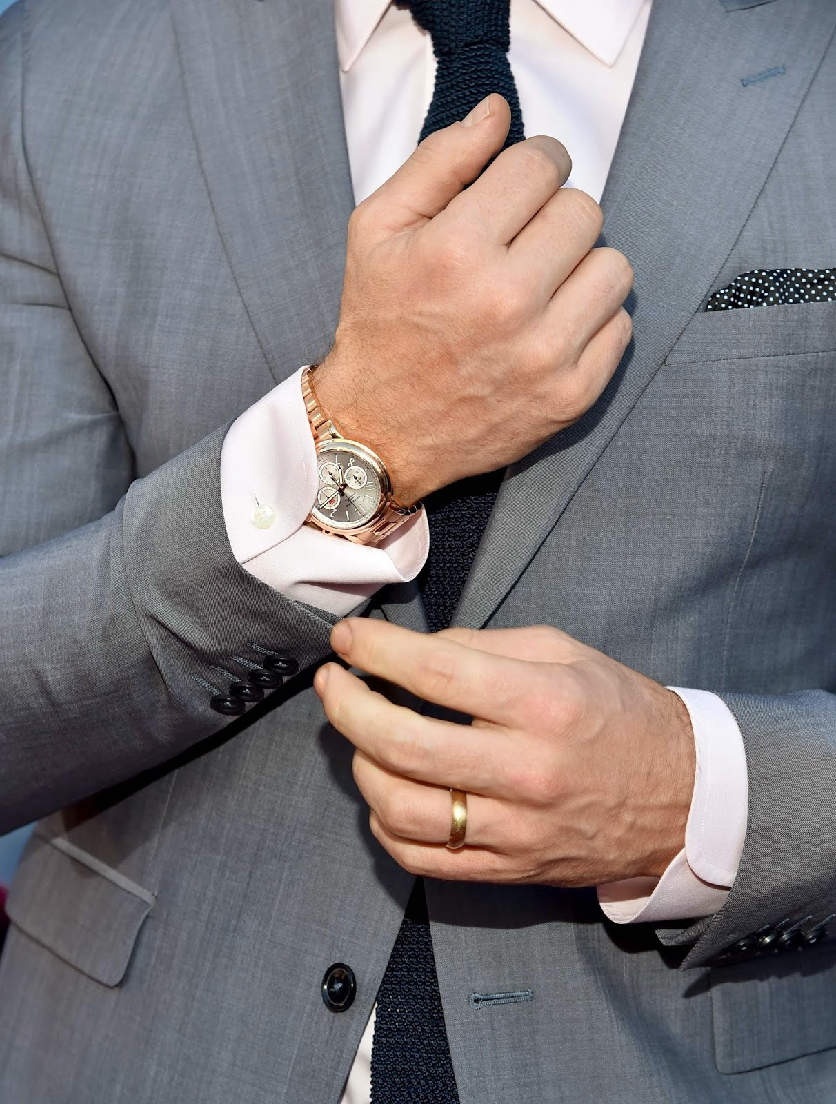 Chris Pratt's watch