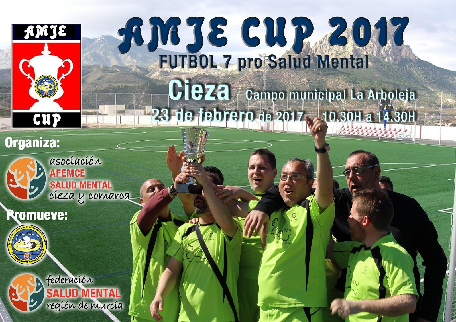 AMJE CUP 2017