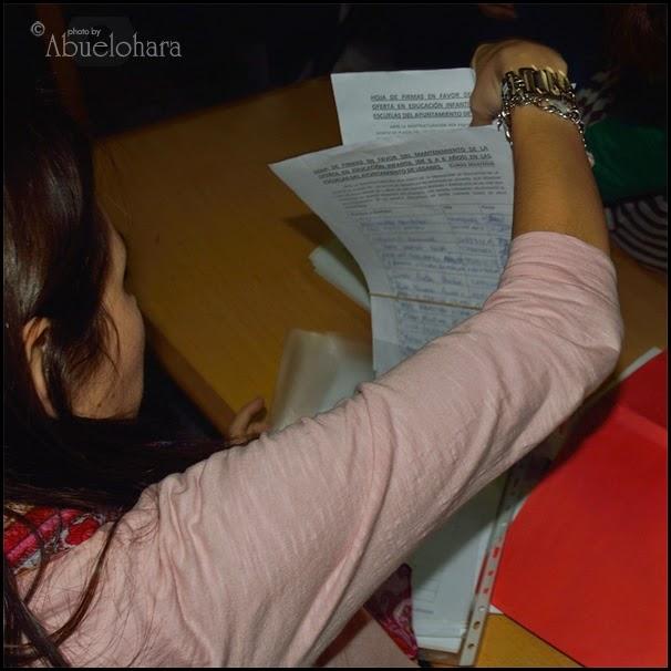 Escuelas públicas en Leganés