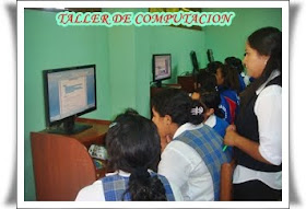 TALLER DE COMPUTACION