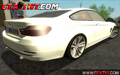 GTA SA - BMW F32 4 series Coupe 2014