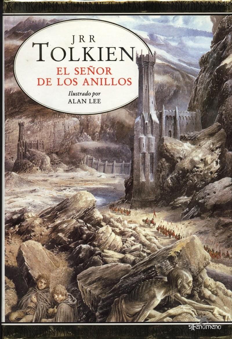 """""""El señor de los anillos"""" - J.R.R Tolkien"""