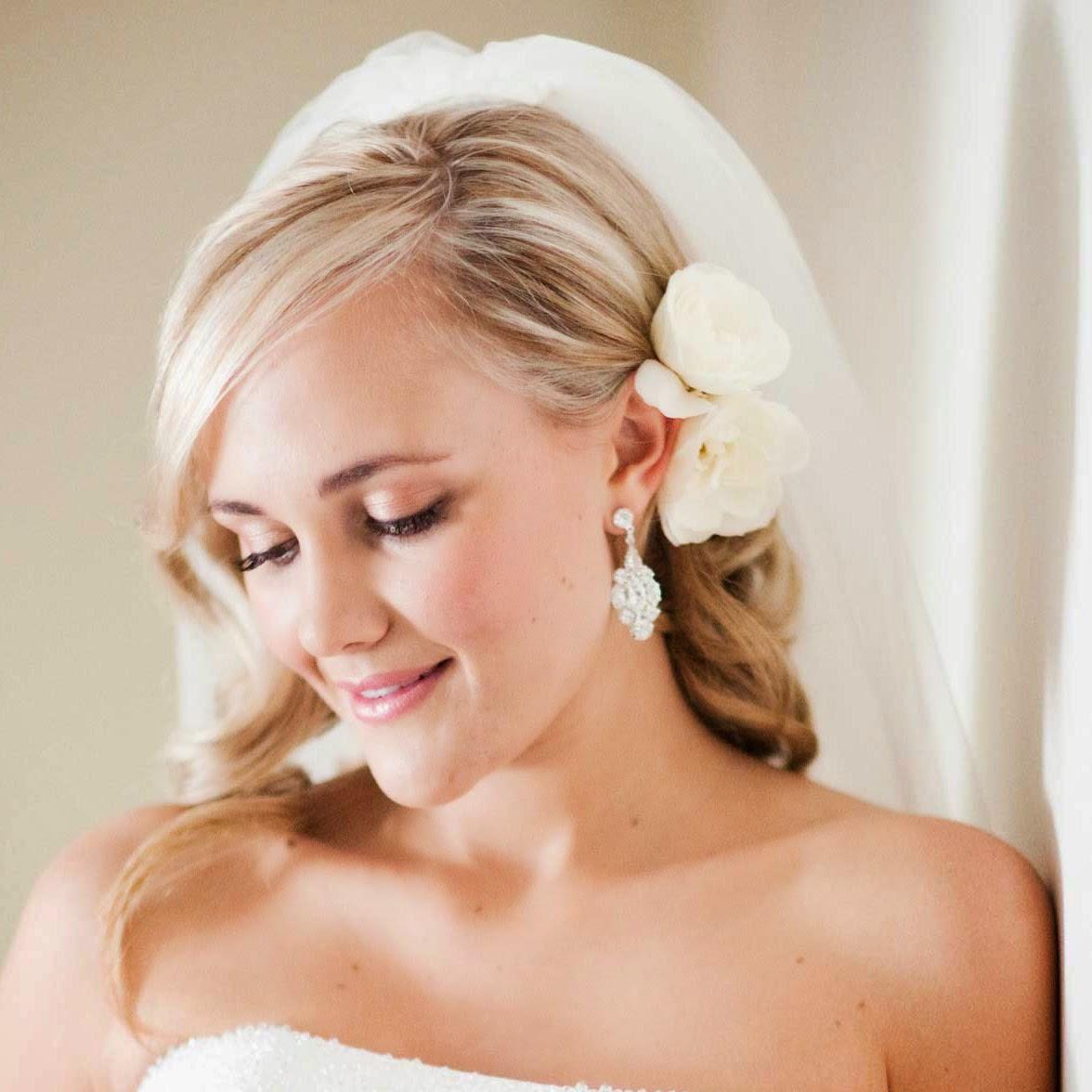 choosing bridesmaid hairstyles}