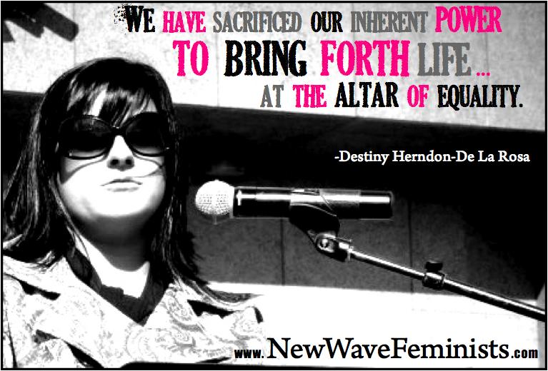 Feminists Nature Vs Nurture