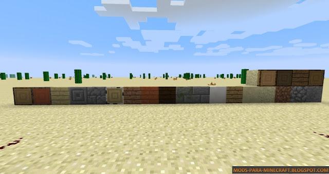 Más bloques trampa del mod Stealth Blockspara Minecraft 1.7.10