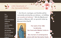 Little Handmaids of Our Sorrowful Mother Website