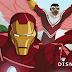 Poder Marvel este mês no Disney XD