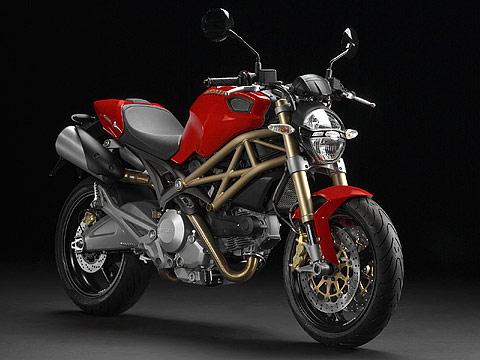 2013 Ducati Monster 696 20th Anniversary Gambar Motor, 480x360 pixels