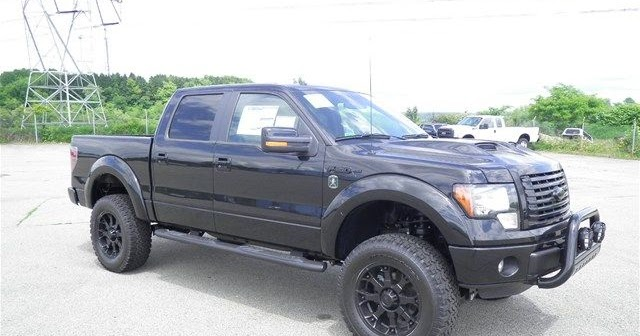 Lifted Trucks For Sale: 2012 Ford F150 Tuscany Black Ops