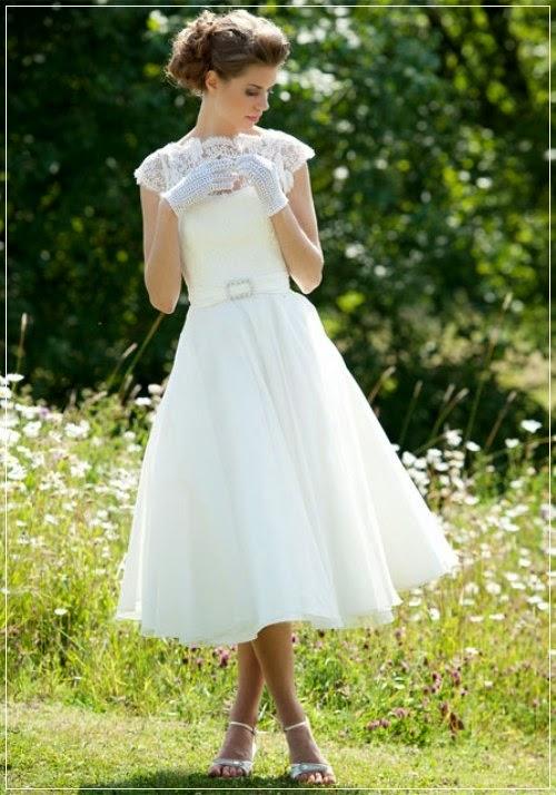 Summer Garden Wedding Dresses