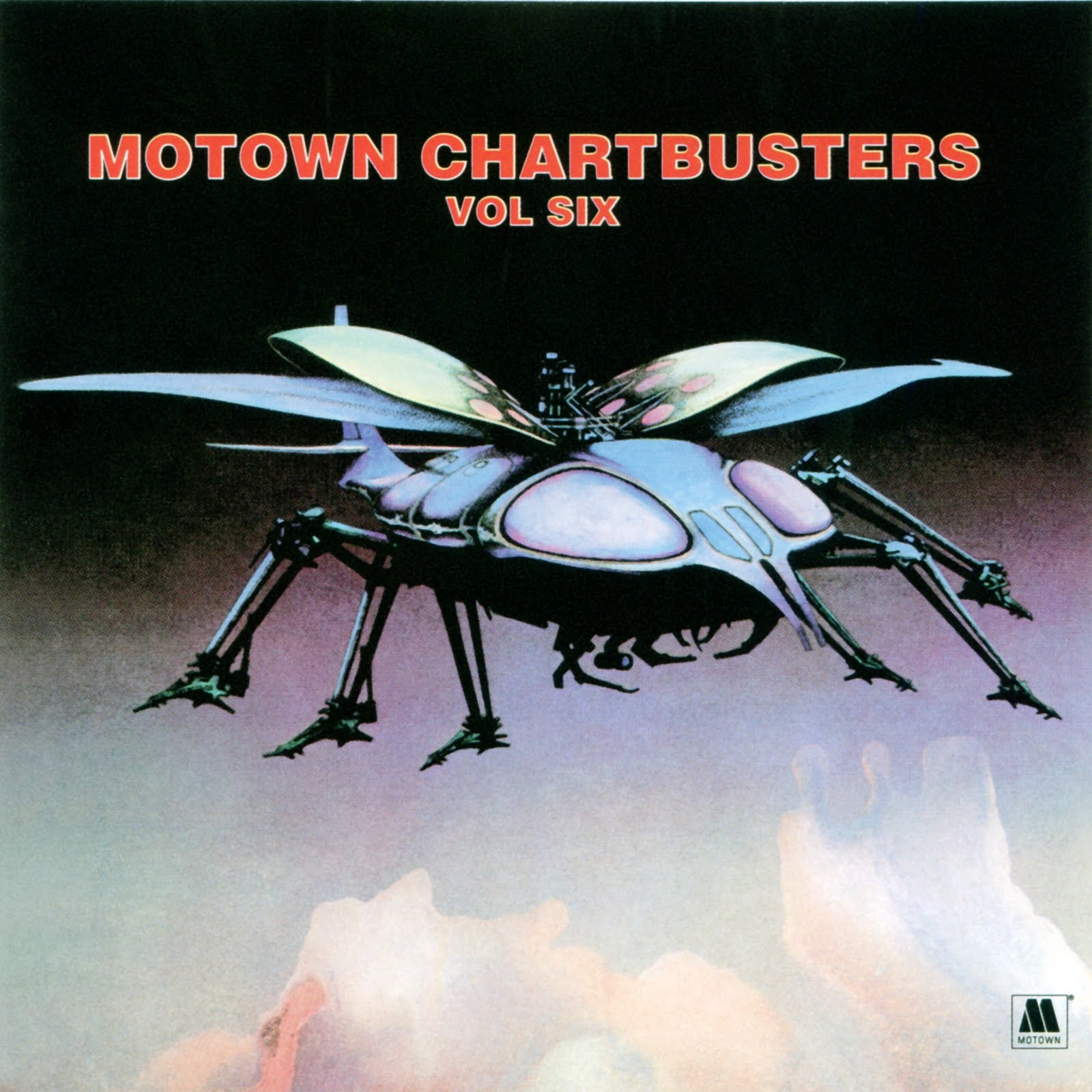 Various Artists - Motown Chartbusters, Vol. Six album cover