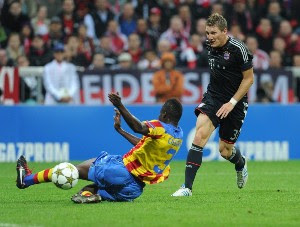 Bayern Múnich hizo respetar el Alianz Arena