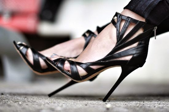 These are dangerously sexy shoes