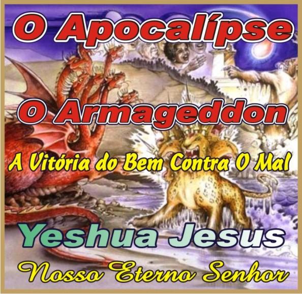 O Apocalípse De Jesus Yeshua O Salvador
