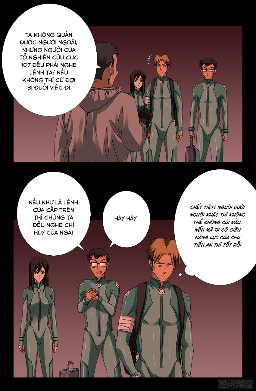 Huyết Ma Nhân Chap 354 - Trang 4