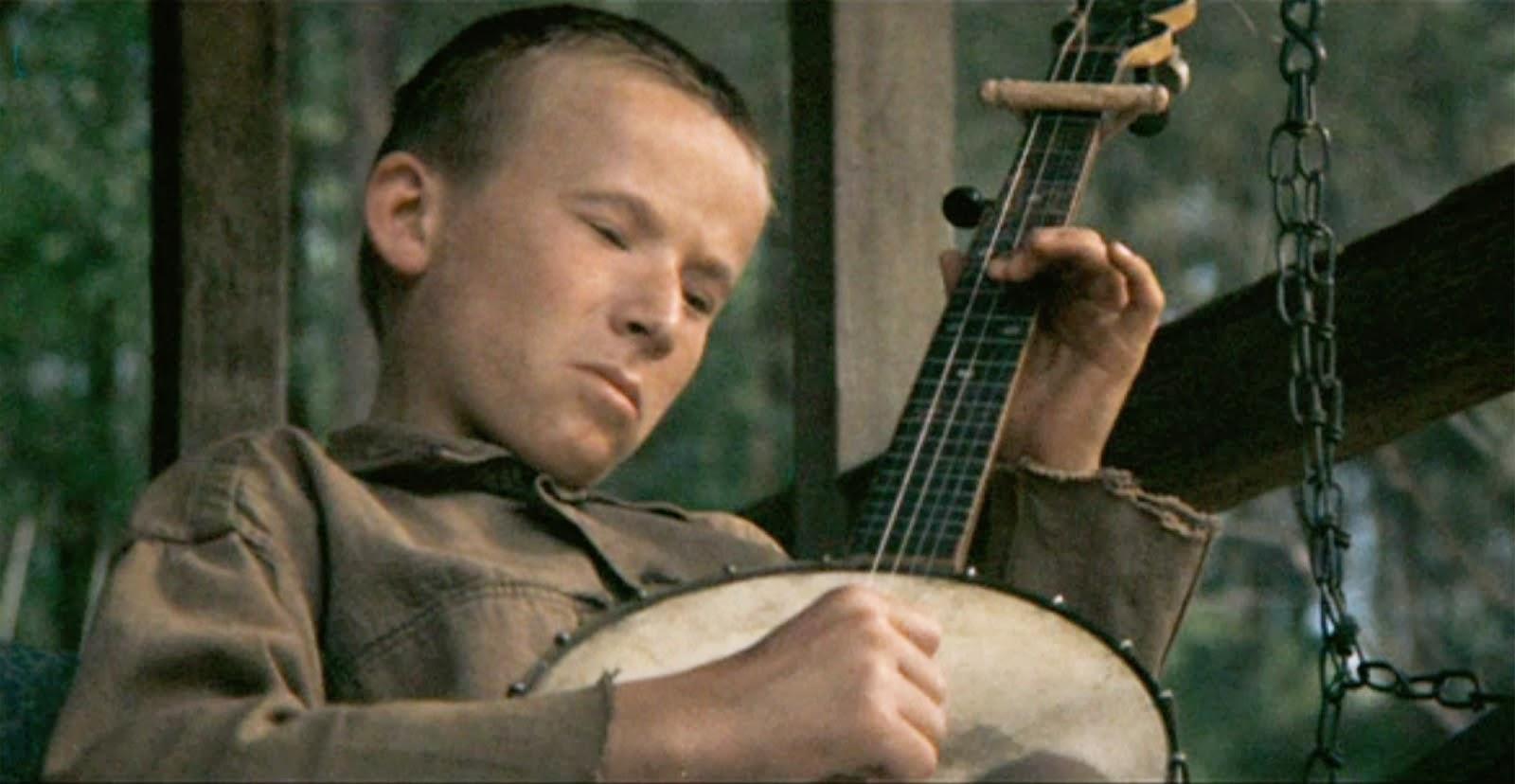 banjo, deliverance