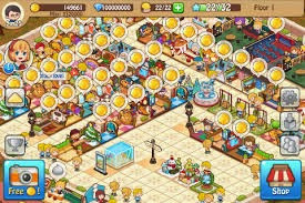 happy mall story mod apk unlimited diamonds