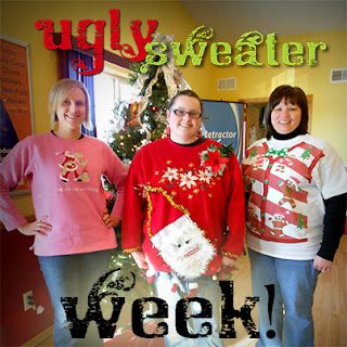 Banners.com Ugly Sweater Week 2013 - Day 1