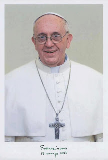 Official Pope Francis Portrait