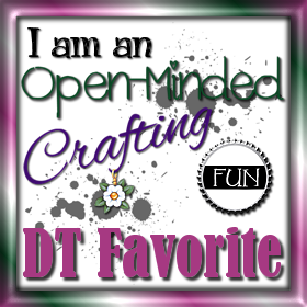 OPEN MINDED CRAFTING FUN