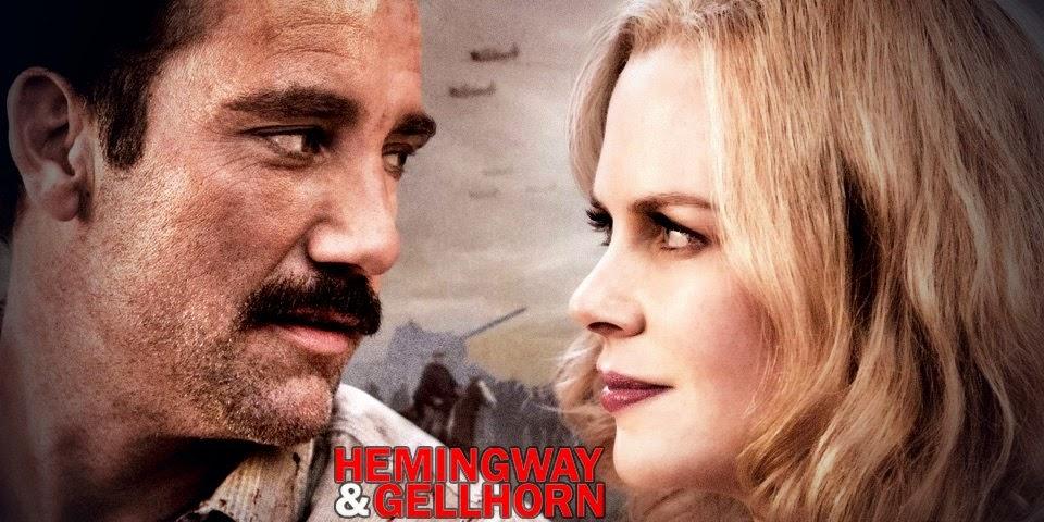 Văn Hào Trên Chiến Trận - Hemingway And Gellho (2012) HD Vietsub