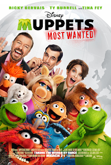 """Muppets Most Wanted"" on Starz, Starz On Demand (USA) and on DIRECTV"
