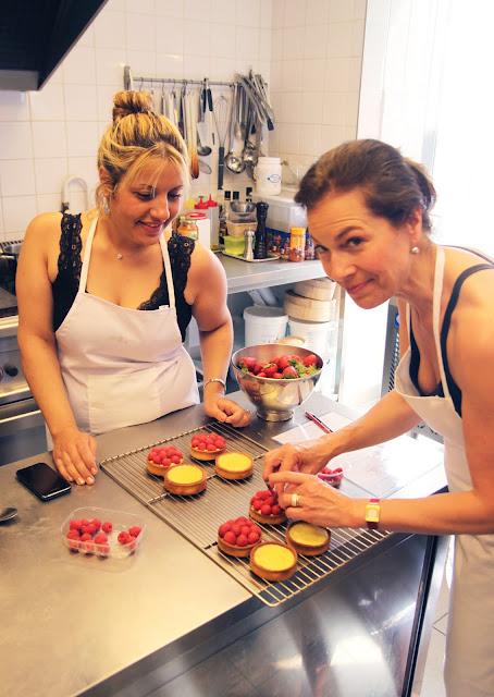 La cuisine de bernard l 39 atelier de bernard chez les - Cours de cuisine orleans ...