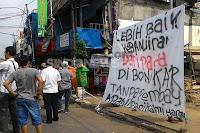 Kampung Pulo dan Ketidakadilan Kapitalisme