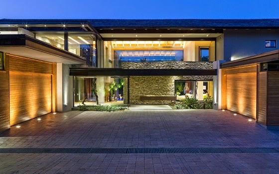 Casa en blair atholl nico van der meulen architects - Casas de lujo en bilbao ...