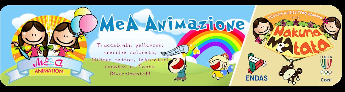 MeA  animazione  bambini