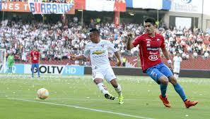 Nacional de Paraguay vs LDU Quito, Copa Sudamericana