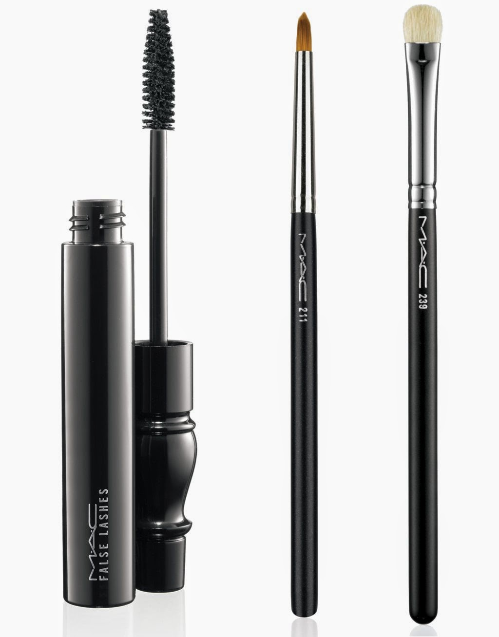 MAC Moody Blooms Mascara and Brushes — a Modern Mrs.