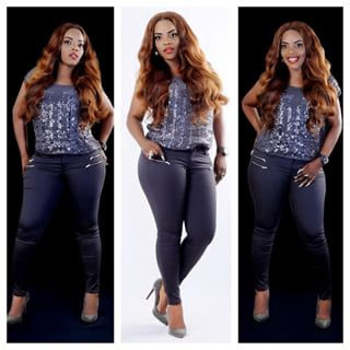 Empress Njamah shares new photos to celebrate her birthday 2C48183F00000578-3232954-image-a-14_1442177928363