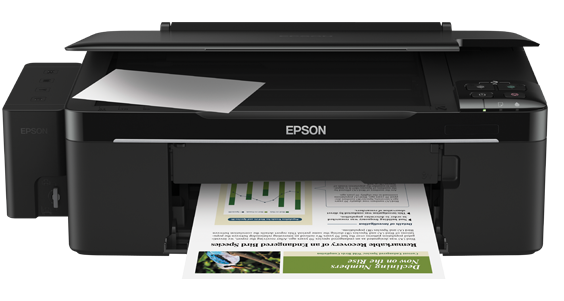 Download Scanner Driver  EPSON L200 Series