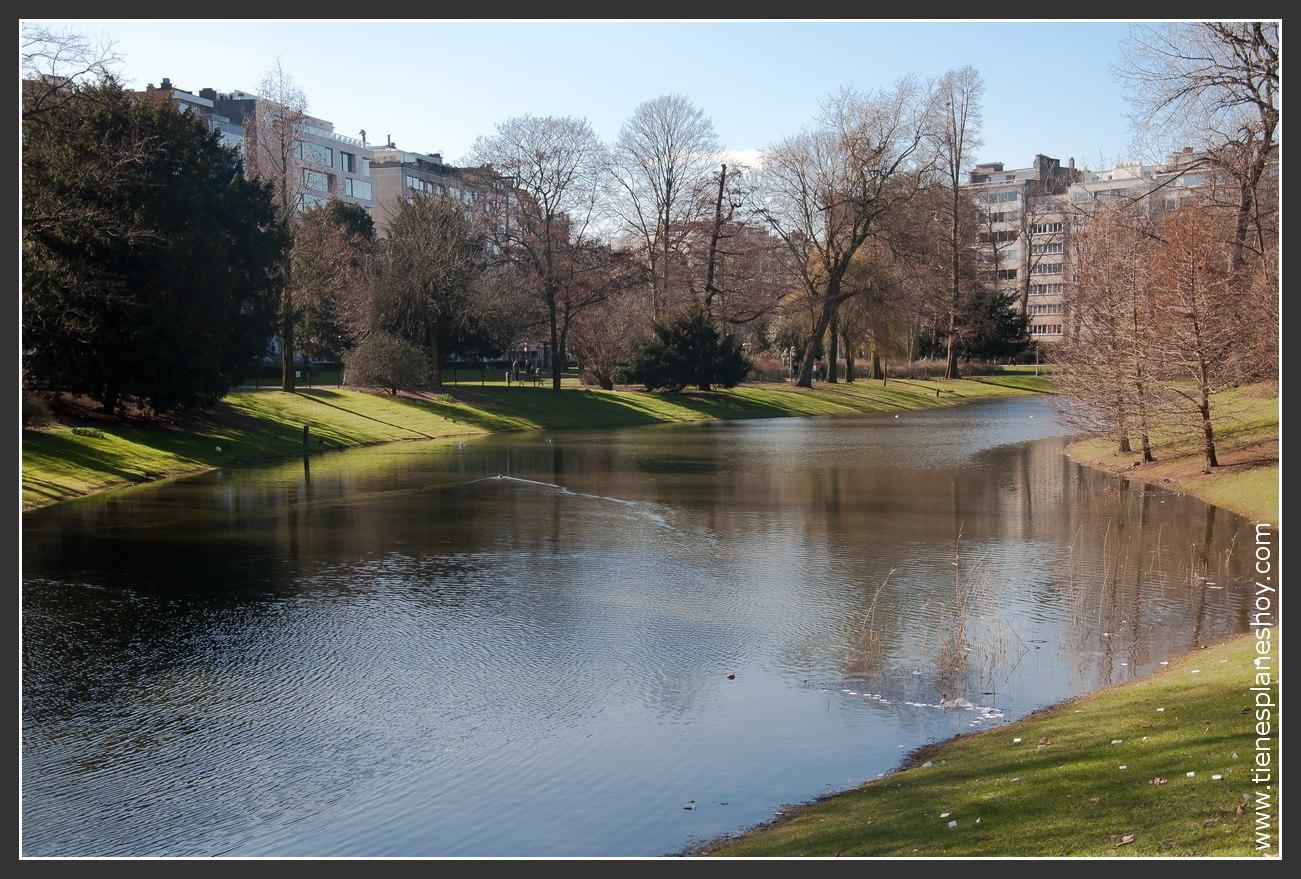 Stadspark Amberes: parque