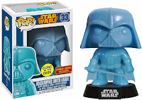 Funko Pop! Holographic Darth Vader
