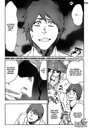 Bleach Manga 546 HQ Sub Español Mediafire/Mega Descarga y Online