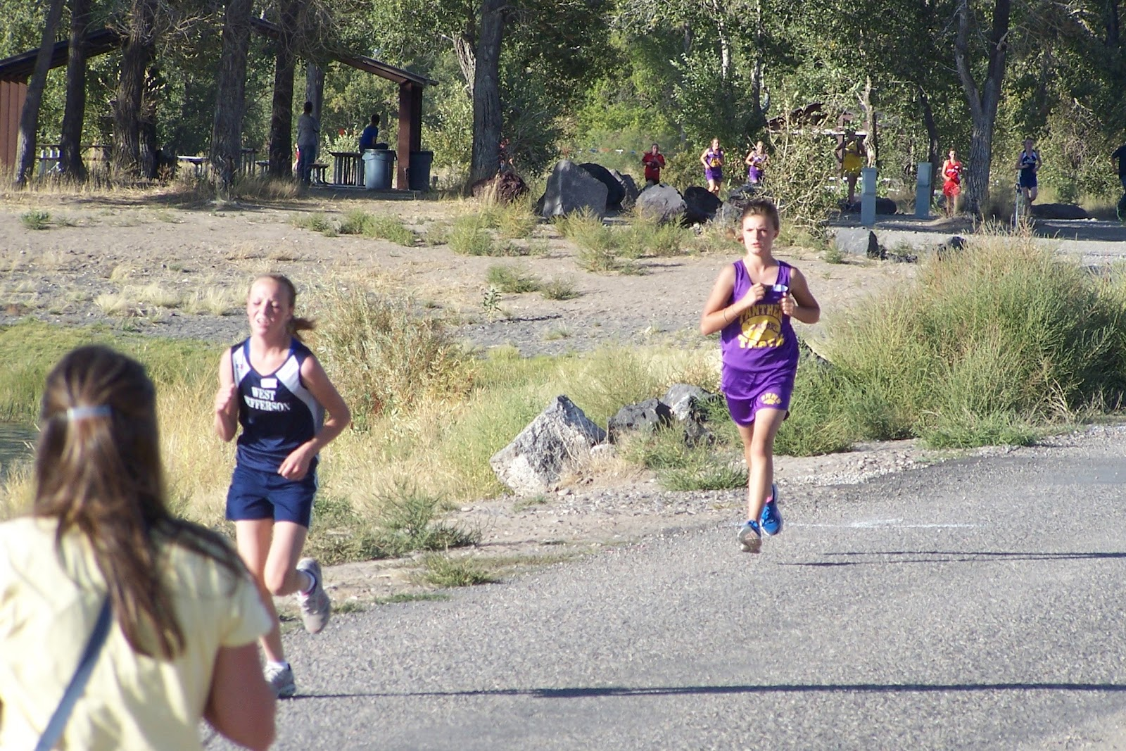 tiger grizz cross country meet 2012 toyota
