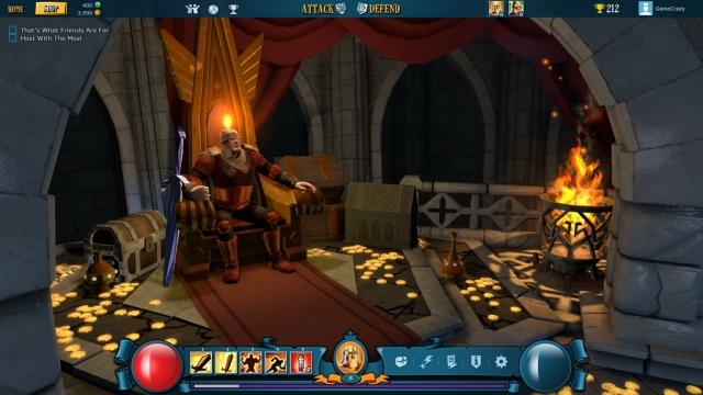 《城堡搶翻天》實機遊戲預告 遊戲魔人