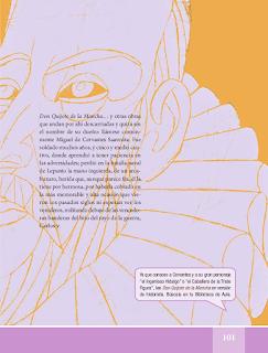 Autorretrato - Español Lecturas 5to 2014-2015