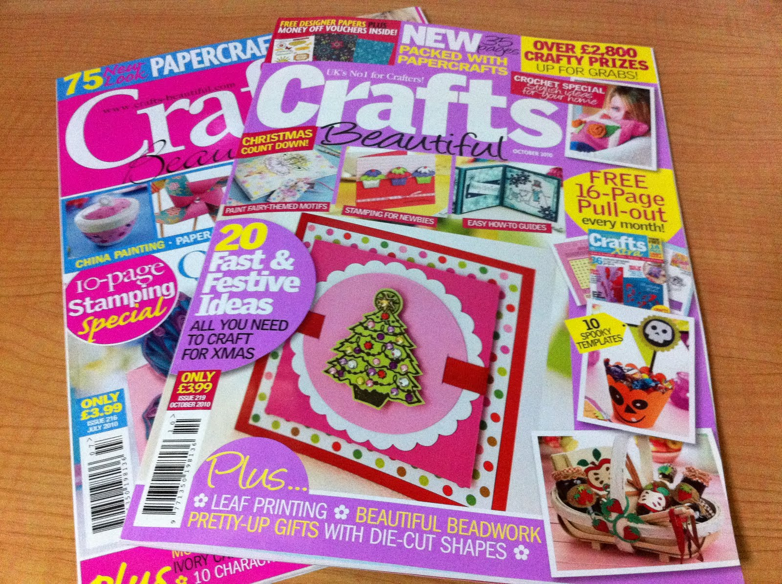 How to scrapbook magazines - The Magazines Are 1 3 Issues Of Craft Beautiful 2 3 Issues Of Scrapbook Creations 3 1 Issue Of Memory Makers 4 1 Issue Of Holiday Cards