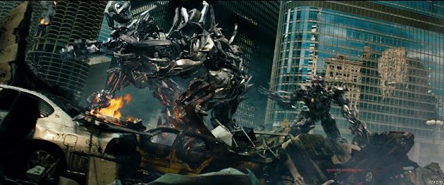 Transformers El Lado Oscuro de la Luna 1080p Latino