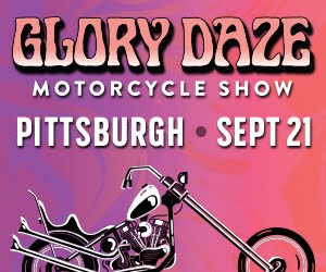 Glory Daze Motorcycle Show