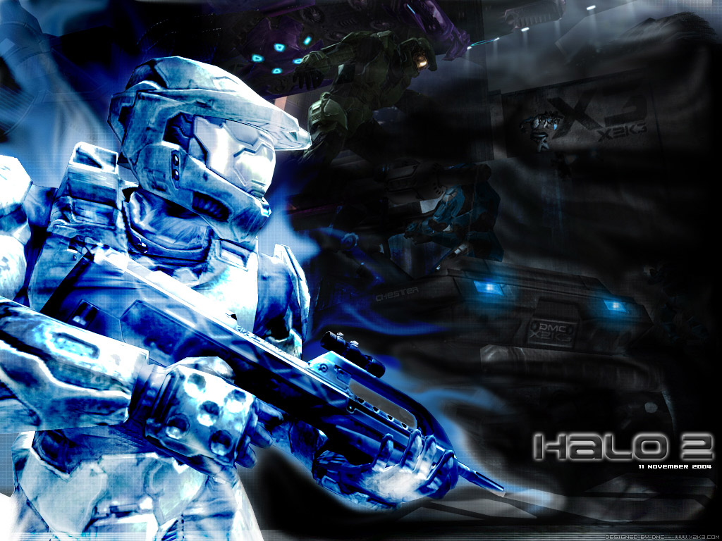 11 Halo 2 HD Wallpapers | Backgrounds - Wallpaper Abyss