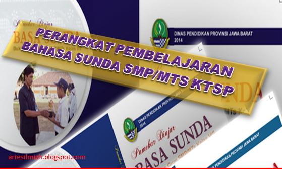 Js Aries Blog Perangkat Pembelajaran Bahasa Sunda Smp Mts Ktsp