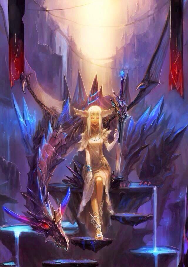 dragon-and-reina